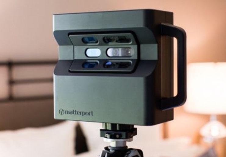 Camera Matterport - RMP
