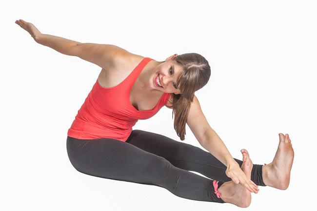 Fitness Portrait - RMP