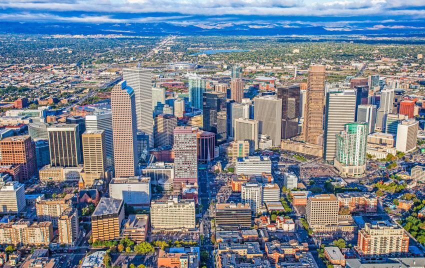 Stock - Denver Skyline - RMP