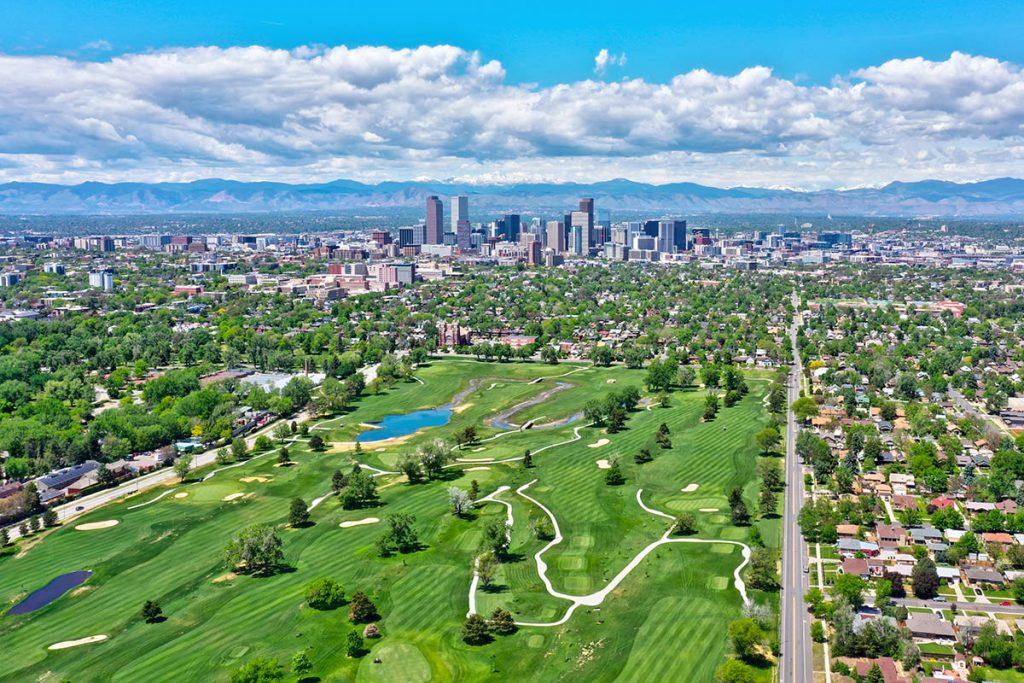 Denver Aerial Photos