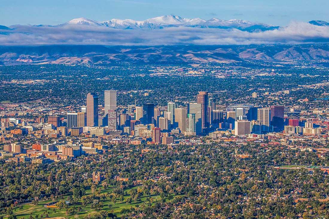 Denver Skyline 2 - RMP